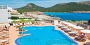ab 547 € -- Mallorca: 3*-Hotel mit Panoramablick, HP & Flug