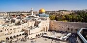 899 € -- Höhepunkte Israels: 1 Woche Rundreise mit Flug