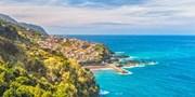 ab 383 € -- Weihnachtsferien auf Madeira: 4*-Hotel mit Flug