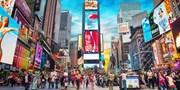 ab 673 € -- 4*-Designhotel in New York: 6 Tage & Flug
