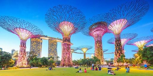 ab 467 € -- Flugsale: Mit KLM Asien entdecken, -200 €