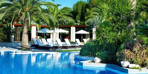 ab 499 € -- Urlaubswoche auf Rhodos im Sheraton Resort, -47%
