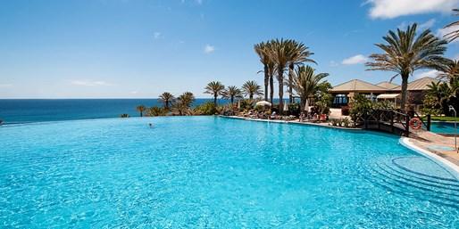 444 € -- Wintersonne auf Fuerteventura mit HP & Flug