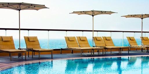 799 € -- Dubai: 5*-Woche mit Meerblick & Nonstop-Flug, -35%