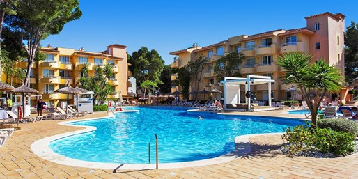 399 € -- Mallorca-Woche mit Junior-Suite & Halbpension, -38%