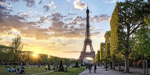 39 € -- Mit der Bahn schneller nach Paris fahren