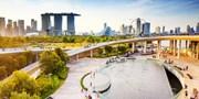 ab 485 € -- Mit Singapore Airlines die Welt erkunden