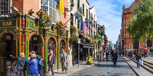 ab 80 € -- Nonstop-Flüge: Mit Aer Lingus nach Irland, -238 €