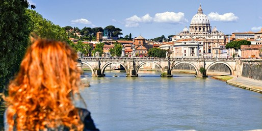 $969 & up -- 6-Nt. Barcelona & Rome Package w/Air & Hotels