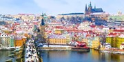 $1139 -- Prague, Vienna & Budapest: 9 Nights w/Air & Train