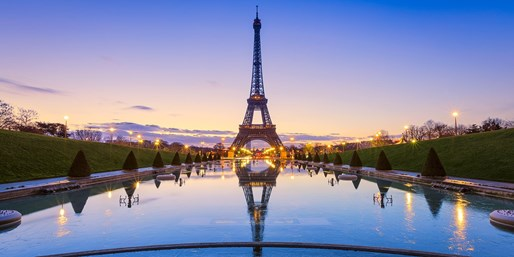 $839 & up -- Paris & Rome 6-Nt. Vacation w/Air & Hotels