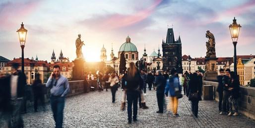 $979 -- Berlin & Prague Trip incl. Air, Hotels & Train