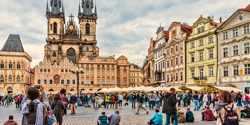 $999 -- Vienna, Prague & Budapest 9-Night Vacation w/Air