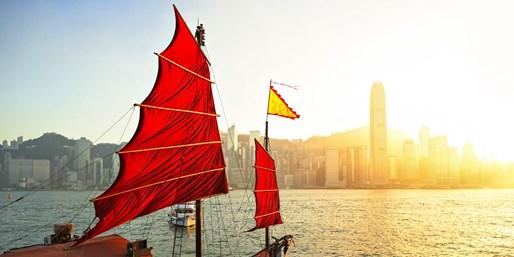 £1549pp -- Far East Cruise w/Hong Kong & Singapore Stays