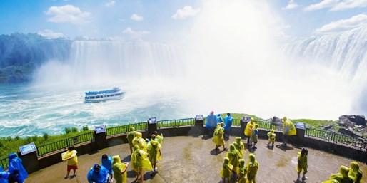 £1399pp -- Niagara Falls, NYC & All-Inc Caribbean Cruise
