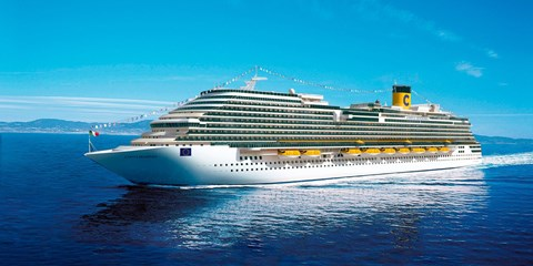 £399pp -- Week-long Med Cruise inc Mallorca & Rome