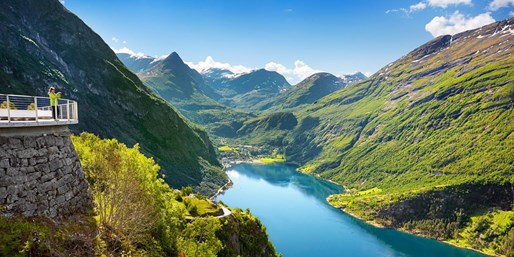£649pp -- 8-Nt All-Inc Norwegian Fjords Cruise, Save 55%+
