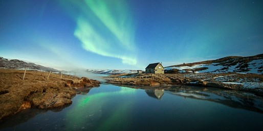 £199pp -- Iceland: 3-Night Break w/Flights & Northern Lights