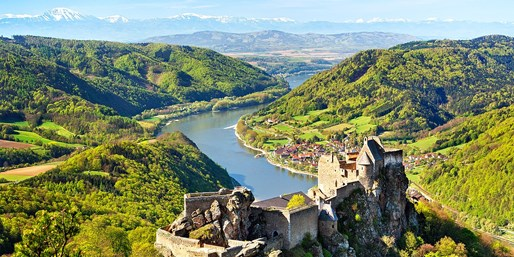 £599pp -- Luxury River Cruises w/Flts & Meals, Save 57%