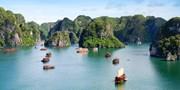 £1385pp -- Vietnam & Cambodia Quad-Centre Trip w/Halong Bay