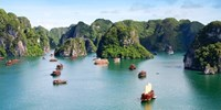 £1195pp -- Vietnam & Cambodia Trip w/Flights & Halong Bay
