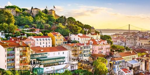£199pp -- Lisbon: 5-Star InterContinental Break w/Flights