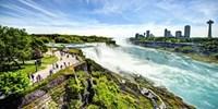 £699pp -- Canada Holiday w/Niagara Falls; Fly fr Manchester