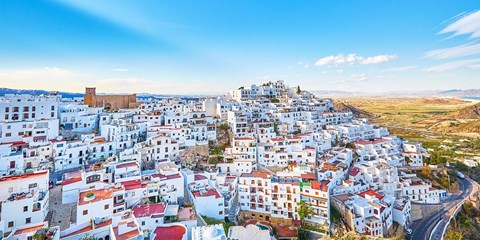 £299pp -- Spain: All-Inc Almeria Holiday w/Flights, Save 40%