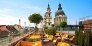 £299pp -- Budapest Break w/'Enchanting' 5-Star Hotel & Flts