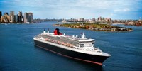£999pp -- 'QM2' Voyage to New York w/Waldorf Astoria Stay
