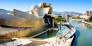 £139pp -- 2-Nt Bilbao Deluxe City Break w/Guggenheim Entry
