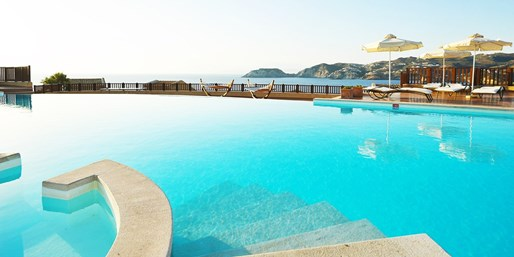 £399pp -- 5-Star All-Inc Crete Holiday w/Sea View, Save 33%