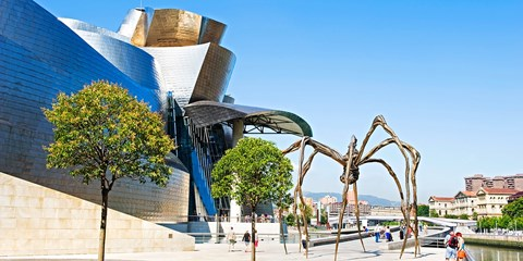 £179pp -- Spain: Bilbao Coastal Break w/Guggenheim Ticket