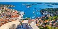 £399pp -- Croatia: Hvar Island Holiday w/Meals, from Bristol