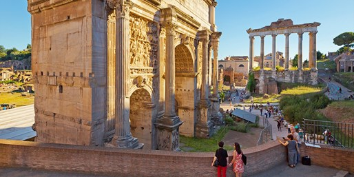 $80 -- Rome: 4-Star Trastevere Stay into August, 55% Off