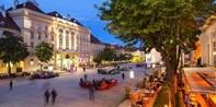 118€ -- Escapade de charme au cœur de Vienne, -50%