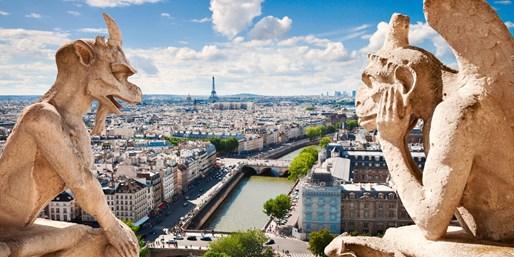 $1395 -- Paris: 5-Night Summer Vacation incl. Breakfast