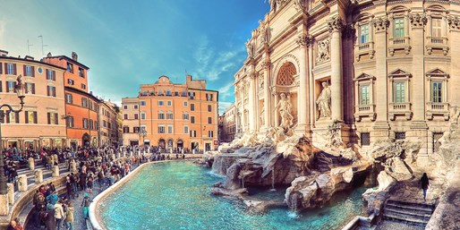 $3378 & up -- Italy 7-Nt. Multi-City Escorted Vacation w/Air