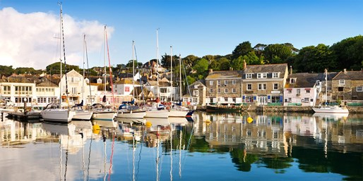 £499 -- 7-Night Villa Stay nr Padstow w/Dining Credit