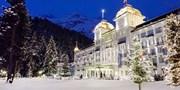 388 € -- Wohnen wie ein König im Kempinski St. Moritz, -56%