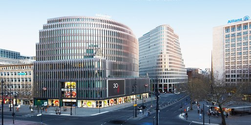 $134 -- 5-Star Berlin Stay w/Breakfast, Save 50%
