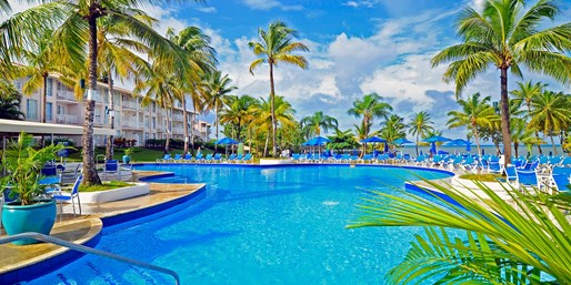 £1049pp -- All-Inclusive St Lucia Beach Holiday, Save £550+