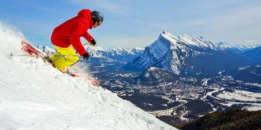 $39 & up -- Banff Deals amid Serious Snowfall
