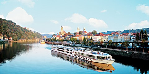 $2799 -- 'World's Best' Europe River Cruises w/Free Air