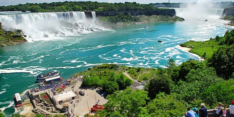 $99 & under -- Niagara Falls Stays into June & Beyond