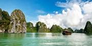 $1499 -- Vietnam 10-Night, 4-City Tour w/Cruise & Air