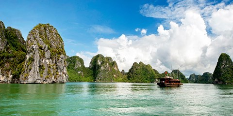 $1499 -- Vietnam 10-Night, 4-City Tour w/Cruise & Air