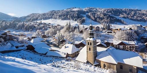 £399pp -- France: Morzine Ski Week w/Flts & Meals, Save £229