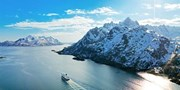£799pp -- Norway Island Tour w/Sea Safari & Northern Lights