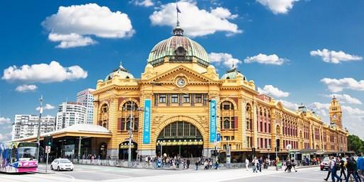 Ausgezeichnete Deals in Australien & dem Pazifischen Raum